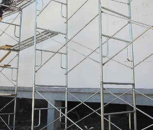 贵州组合式桥梁脚手架搭建