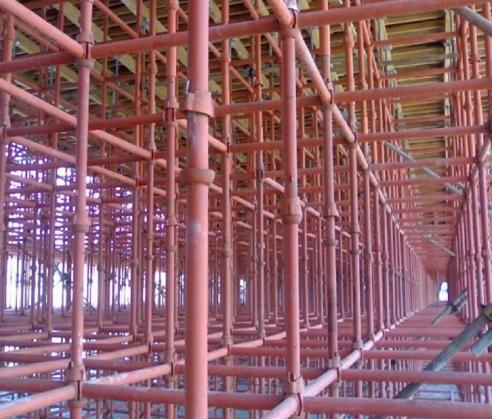 贵州桥梁脚手架组合搭建固定支撑